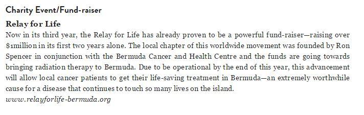 Best of Bermuda 2016